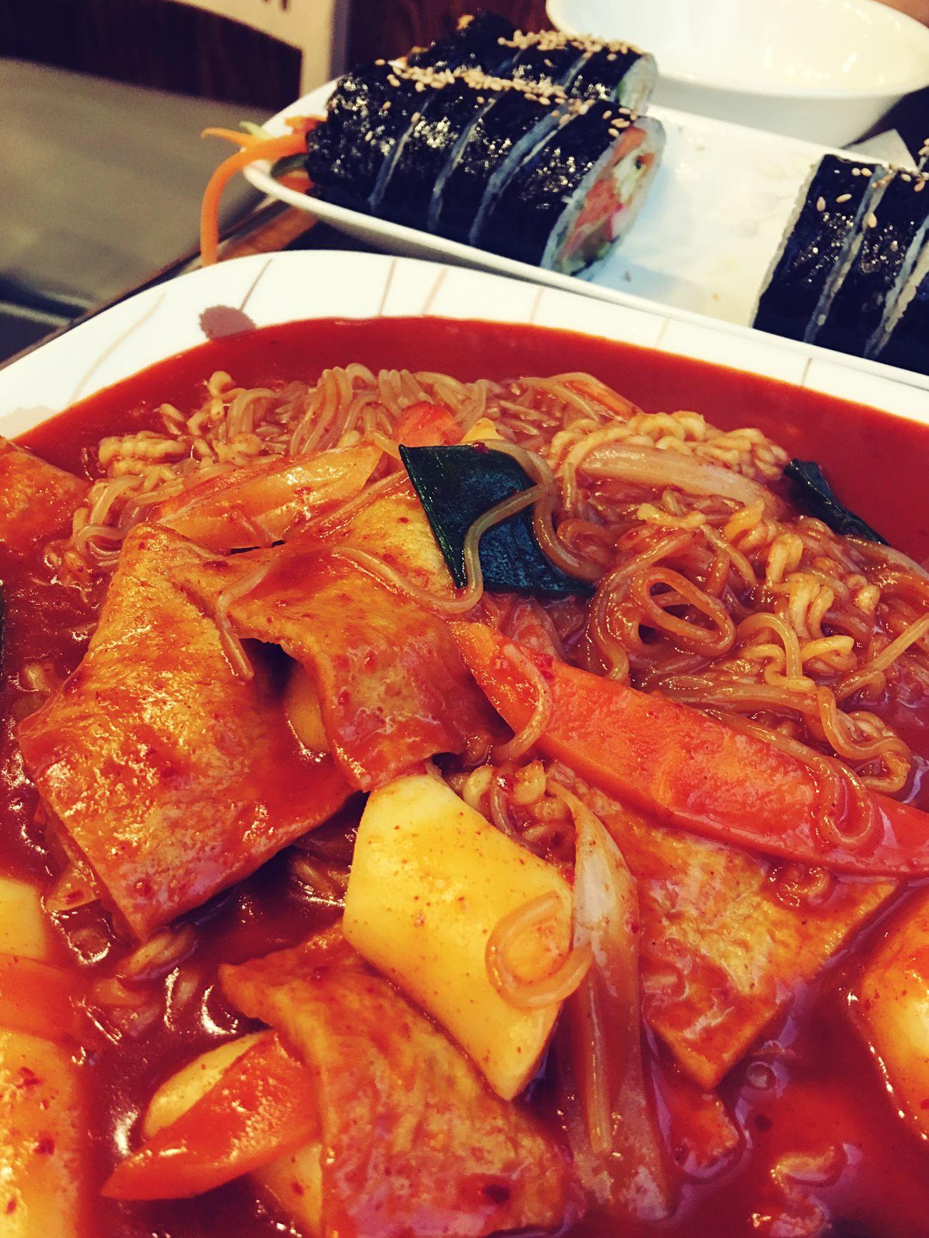 Food Food And Drink Koreanfood Tteokbokki Ricecake
