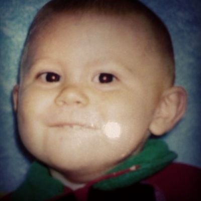 Bryce when he was a baby:)