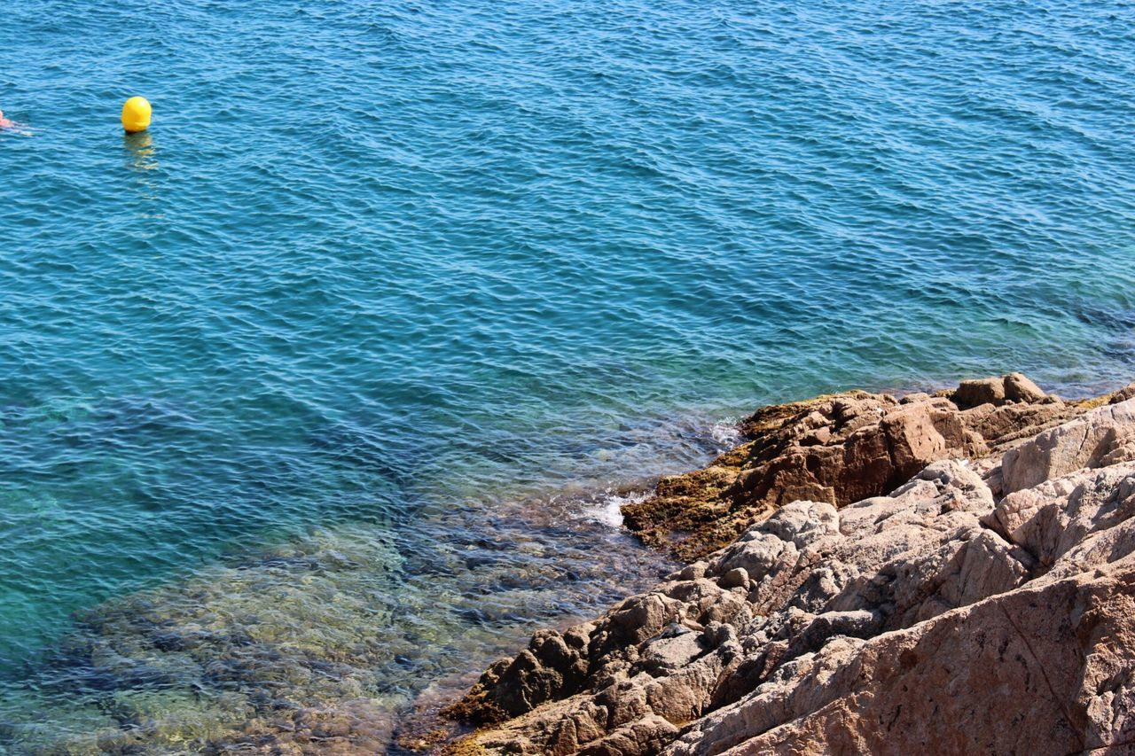 My Favorite Place Water Sea Tranquility Tranquil Scene Rock - Object Scenics Rippled Nature Non-urban Scene Tossa De Mar Costa Brava Gironamenamora Girona SPAIN Blue Travel Destinations Day Geology Cliff Outdoors Rock Formation Seascape Vacations Rugged