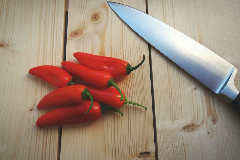 Beautiful stock photos of red, Day, Food And Drink, Indoors, Knife