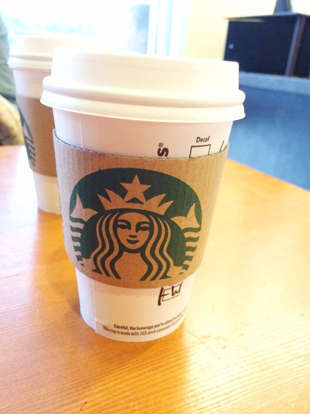 Starbucks Flatwhite Latte