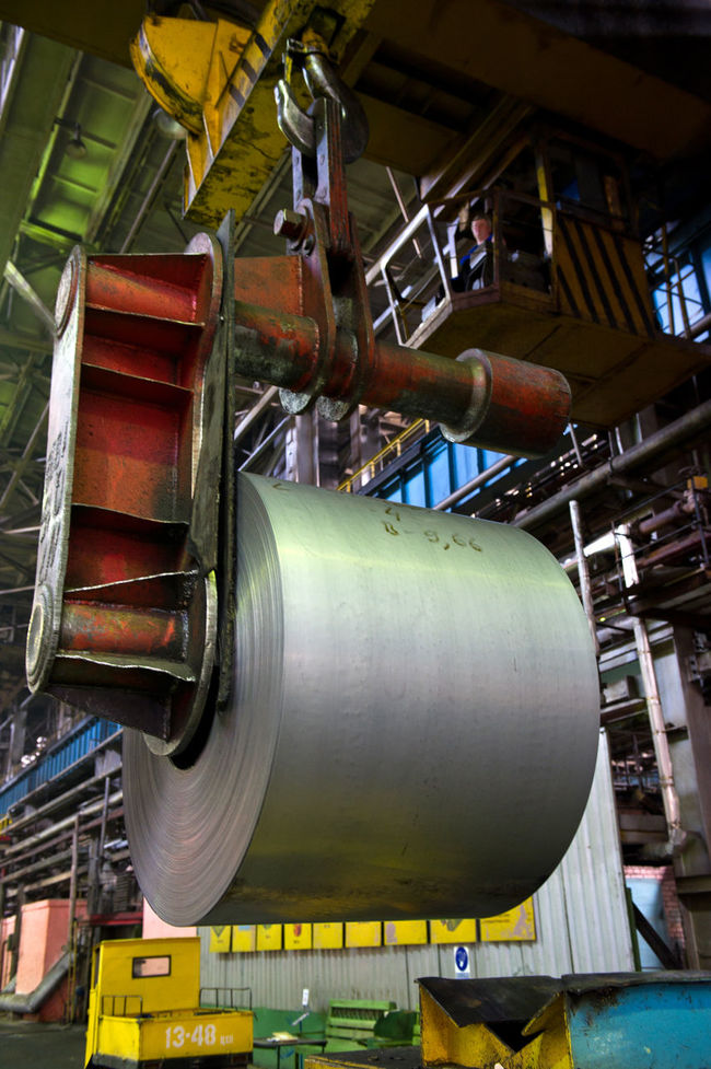 Russia, Yekaterinburg, Upper Iset plant, steel cold rolling mill Blue City City Life Day Industry Journey Machine Part Machinery Modern No People Outdoors Russia, Yekaterinburg, Upper Iset Plant, Steel Cold Rolling Mill Sky Travel Destinations
