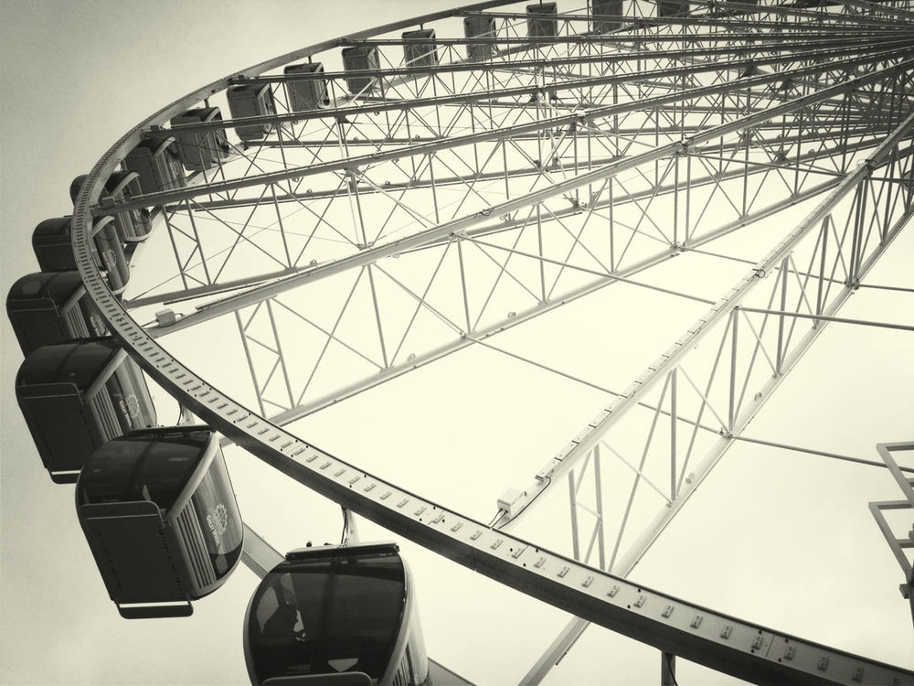 Ferris wheel by Stasha
