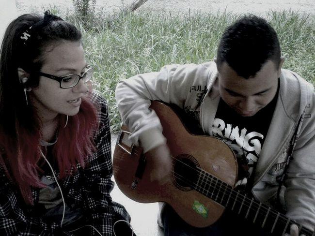 Tocando LeticiaLinda Musicismylife