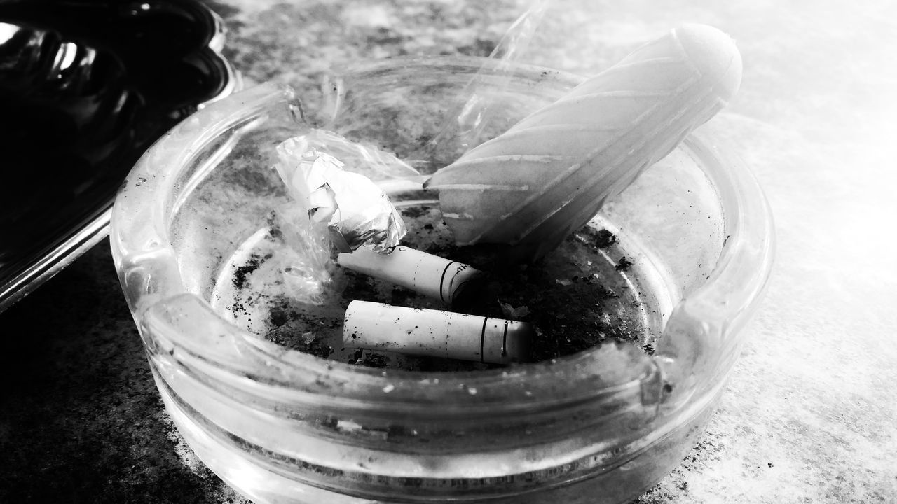 Ashtray  Close-up Taking Photos Fine Art Eyeem Photography EyeEm Gallery EyeEm Soul Fine Art Photography Catching The Emotions In A Shot Eyeem Photo Eyeemphotography Check This Out From My Point Of View Personal Perspective Black And White Fineart Searching Black & White