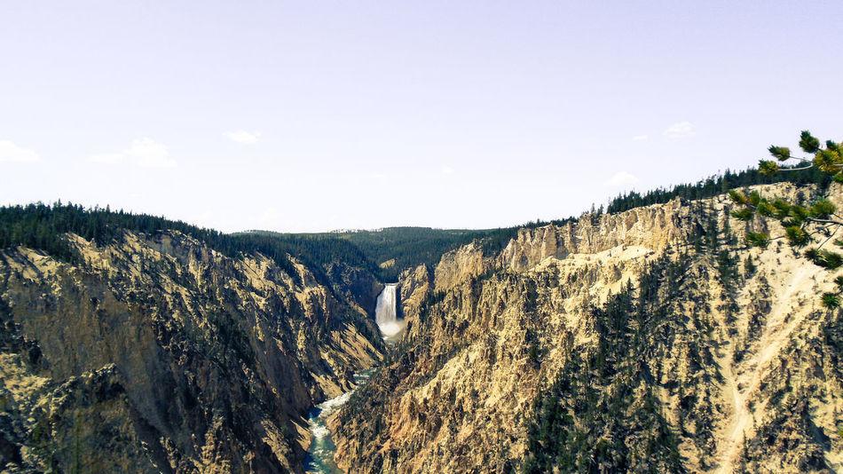 Beautiful stock photos of wasserfall, scenics, mountain, tranquil scene, beauty in nature