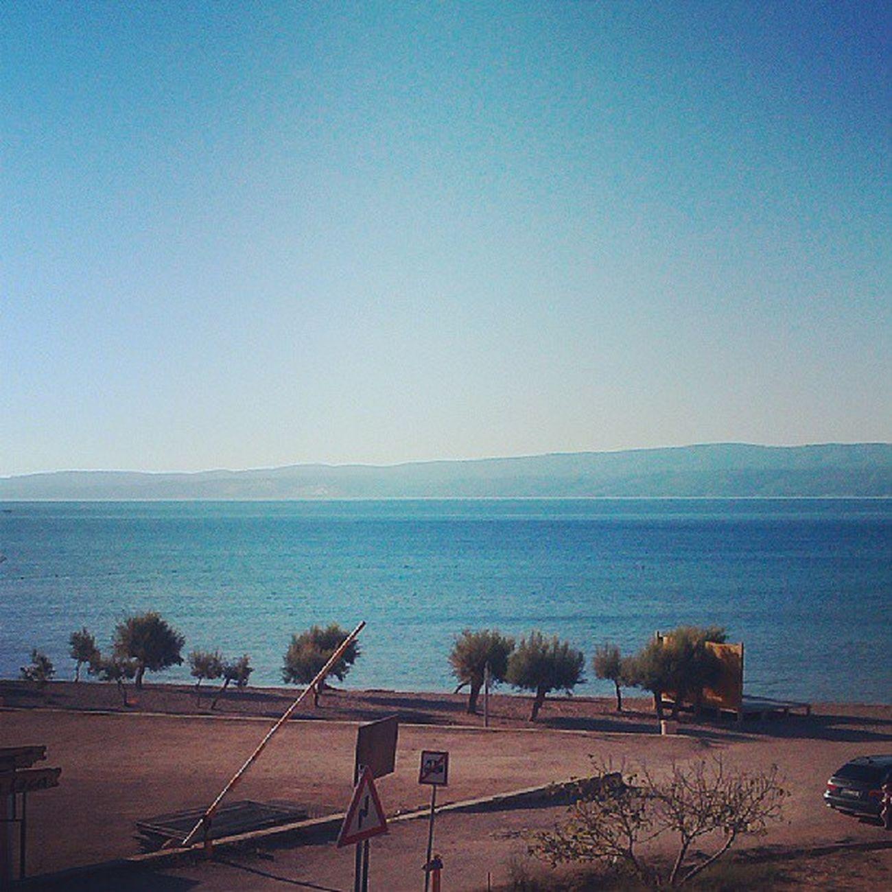 Goodbye Croatia! Byebye Jad ęDo Domu seawaterendholidaybluesky