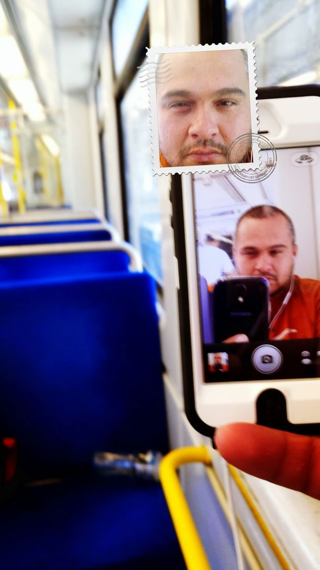 Selfie of a Selfie of a...Selfie! Taking Photos Summer ☀ Selfie Iphone & Android Unity One World