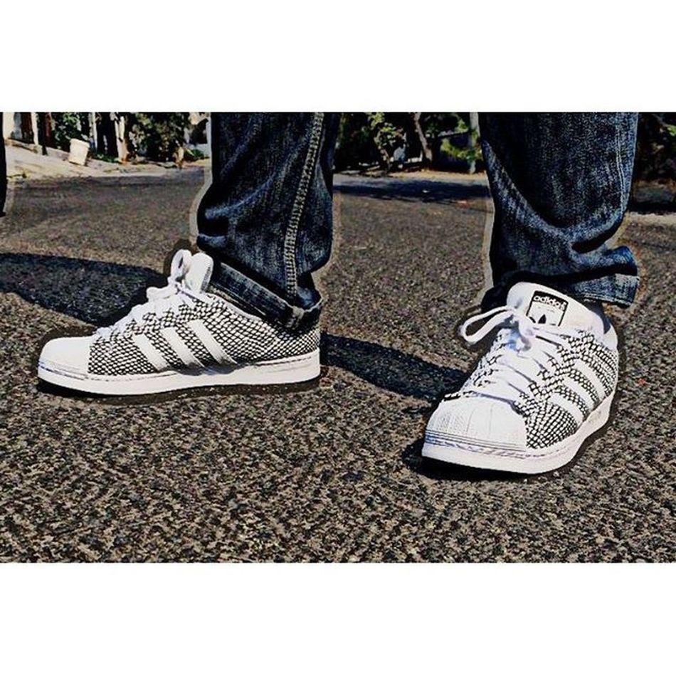 ✊✊✊ Adidas Adidassuperstar 3foil 3foil_id Adidasoriginals Sneaker Sneakers Sneakerhead  SneakerPorn Sneakershouts Trefoil Trefoilonmyfeet