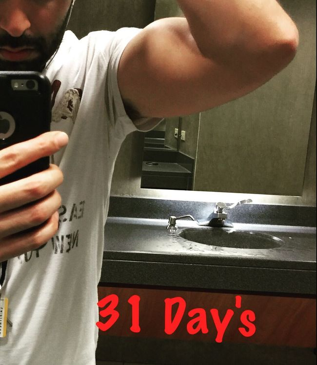 Getting Fit Working Out Gym Membership The Amazing Human Body Fitness Check This Out Day 31