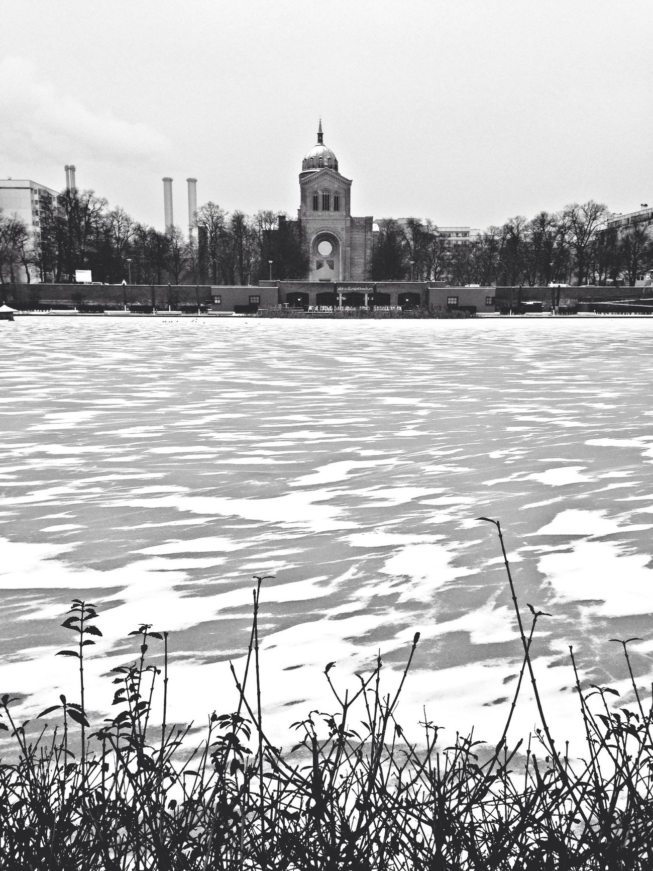 Berlin Blackandwhite Don Filter Winter