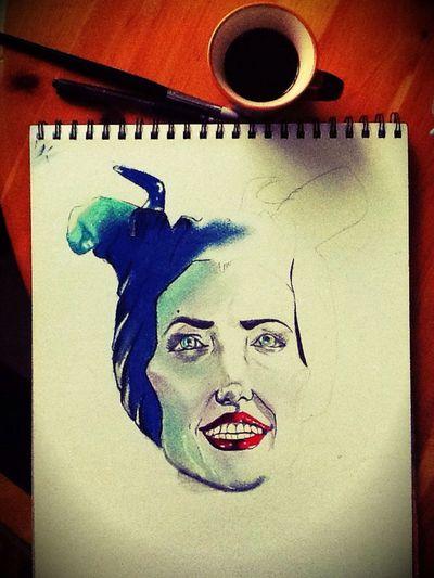 Progress Art, Drawing, Creativity Art Portrait Artistique