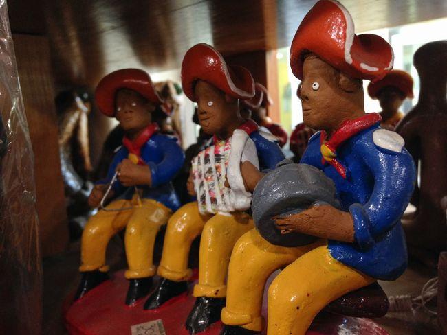 Artesanato Feira De São Cristóvão Boneco Colors Rio De Janeiro Rio Brazil