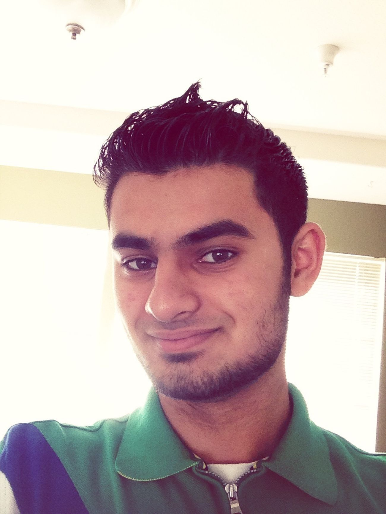 New Hair cut and fresh beard :O!!