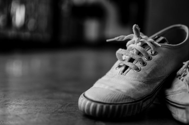 Shoes Schooldays Remainder Stuckathome 35mm 1.8 Nikon D5100