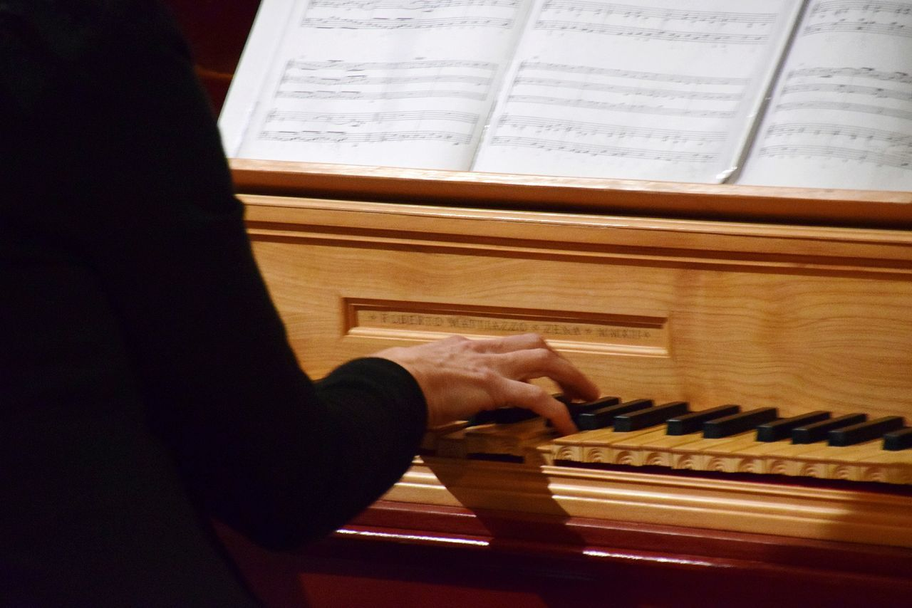 Piano Moments Human Body Part Indoors  Human Hand One Person Adults Only Place Of Worship People Adult Close-up Low Section Day Women