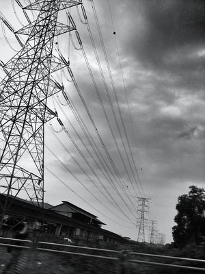 Power Lines by Kee Vin