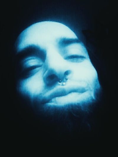 I smile sometimes... Doom Gloom Macabre Darkpunk Dentron Goth Nowave Batcavearmy