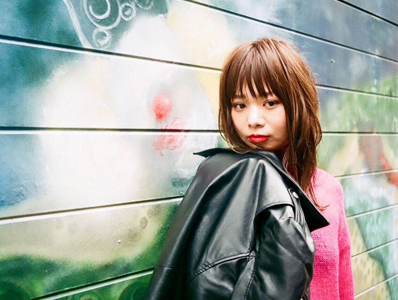 Tokyo Street Photography 下北沢 Film Photography Portrait Tokyo,Japan Filmcamera Snap Hairmake Makeup Fashion 3ce