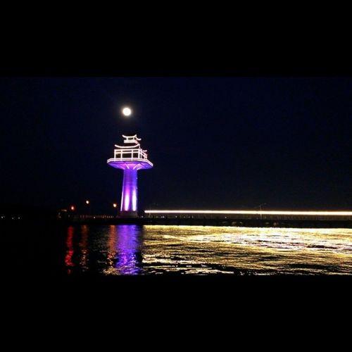 ประภาคารเรืองแสง Igersoftheday Lighthouse SICHANGISLAND Thailand Igoftheday