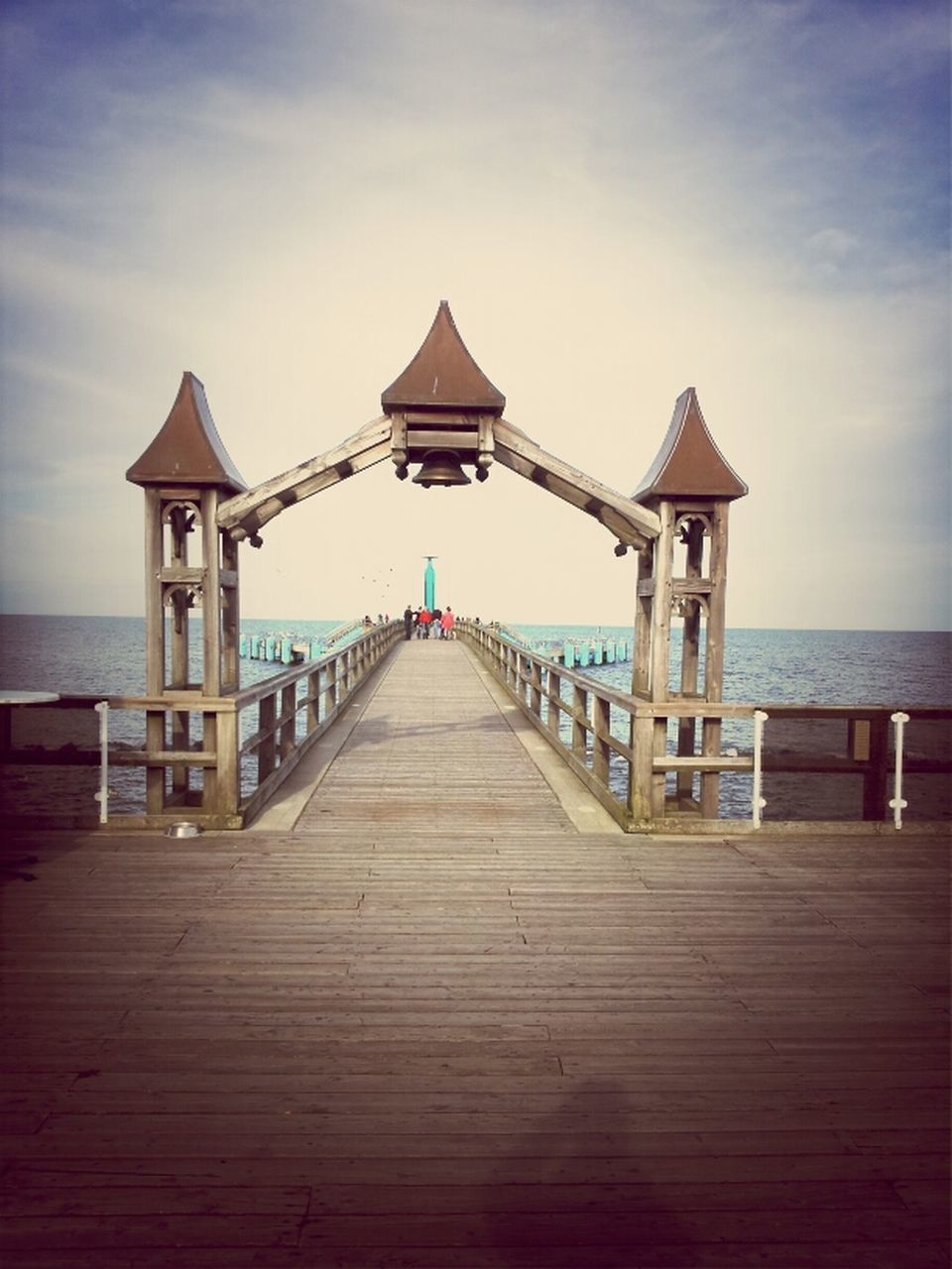 pier, water, sea, the way forward, built structure, outdoors, beach, architecture, sky, nature, horizon over water, tranquility, day, tranquil scene, wood - material, scenics, wood paneling, beauty in nature, no people
