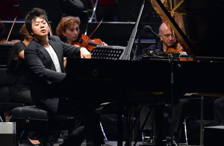 Lang Lang performing in Byblos on Thursday July 3rd 2014