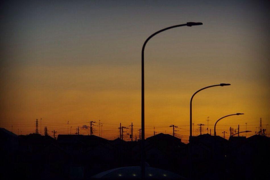 おつかれさま。 Sunset Pentax K-3 夕暮れ時 おつかれさま Twilight