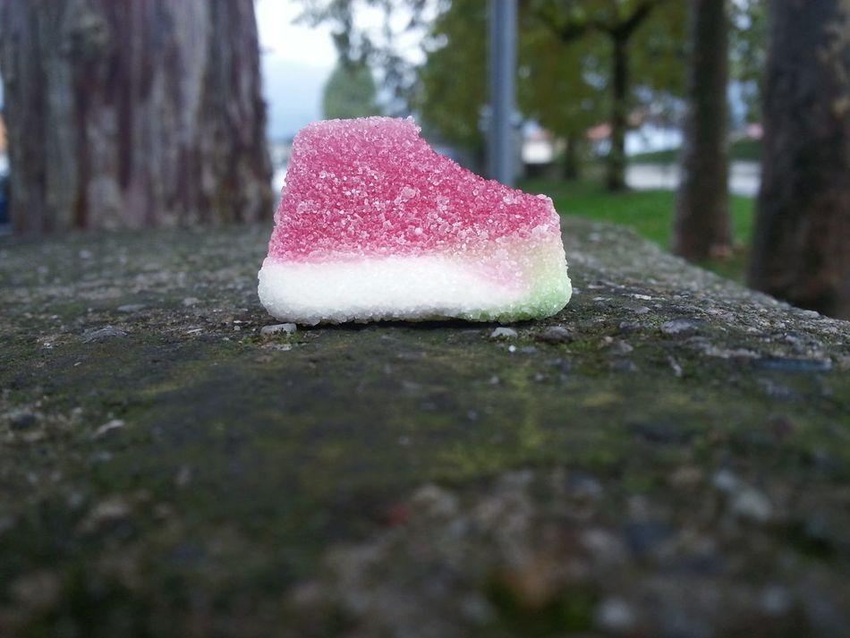 Taking Photos Delicious Watermelon Candy Haribo Mlmlml