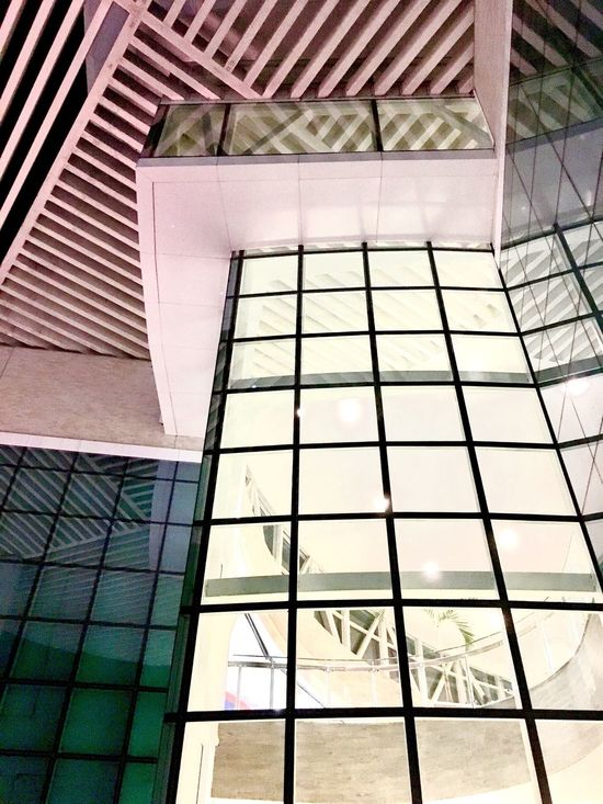 Architecture Window Built Structure Reflection Low Angle View No People Modern Indoors  Building Exterior Day Close-up Exceptional Photography Best Photos EyeEm Best Shots First Eyeem Photo Popular Photos Popular Populer Photos