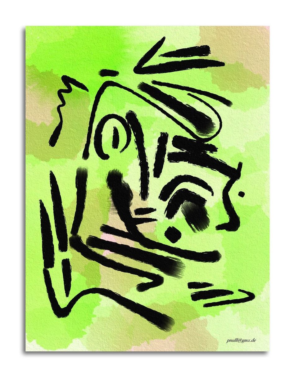 Art Ink Abstract Painting Drawing Draw Sketch Paint