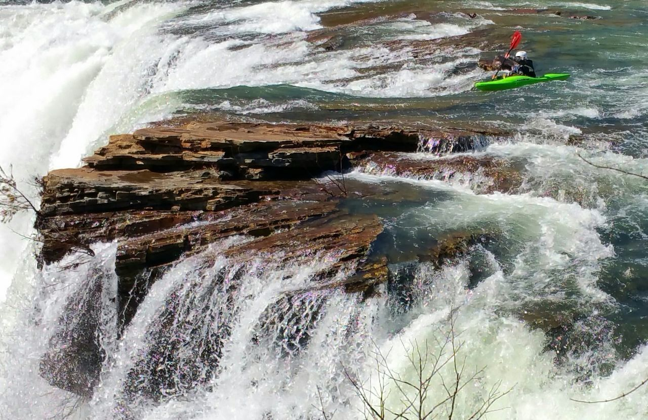 Q Quick Reflexes Kyaking The Water Fall Showcase March Waterfall_collection Waterfall Powerful Raging Water Dangerous Dare To Live On The Edge Speeding Waters Powerful Roar Fast Movement Challenging Nature Nature_collection Nature Harmony Taking On The Falls No Fear Anticipation Braving The Elements Brave Adventure Daring On The Edge Flying High