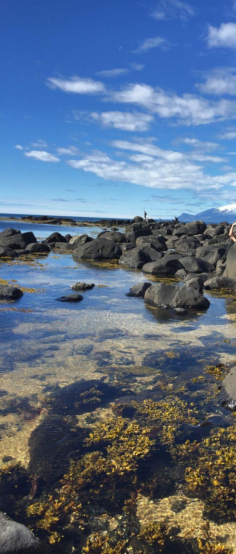 Islande 2016 Sea And Sky Hiking❤ Sun Mixitup