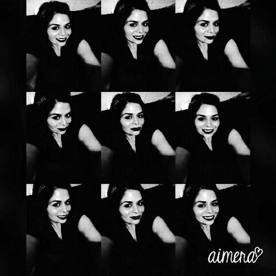 Smile❤ Black & White Black And White Photography Thats Me ♥ Hello EyeEm Hello World ✌ Hello ❤ Only Women Mexican Girl Mexicali Baja California Crazy Women Crazy Moments Woman Of EyeEm Mujer Mexicana Im Sexy...