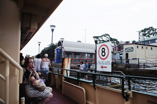Sydney Austraila 35mm Film Photography Photo Ship Perry