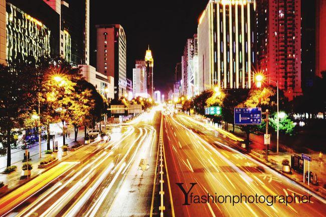 美丽的深圳 First Eyeem Photo