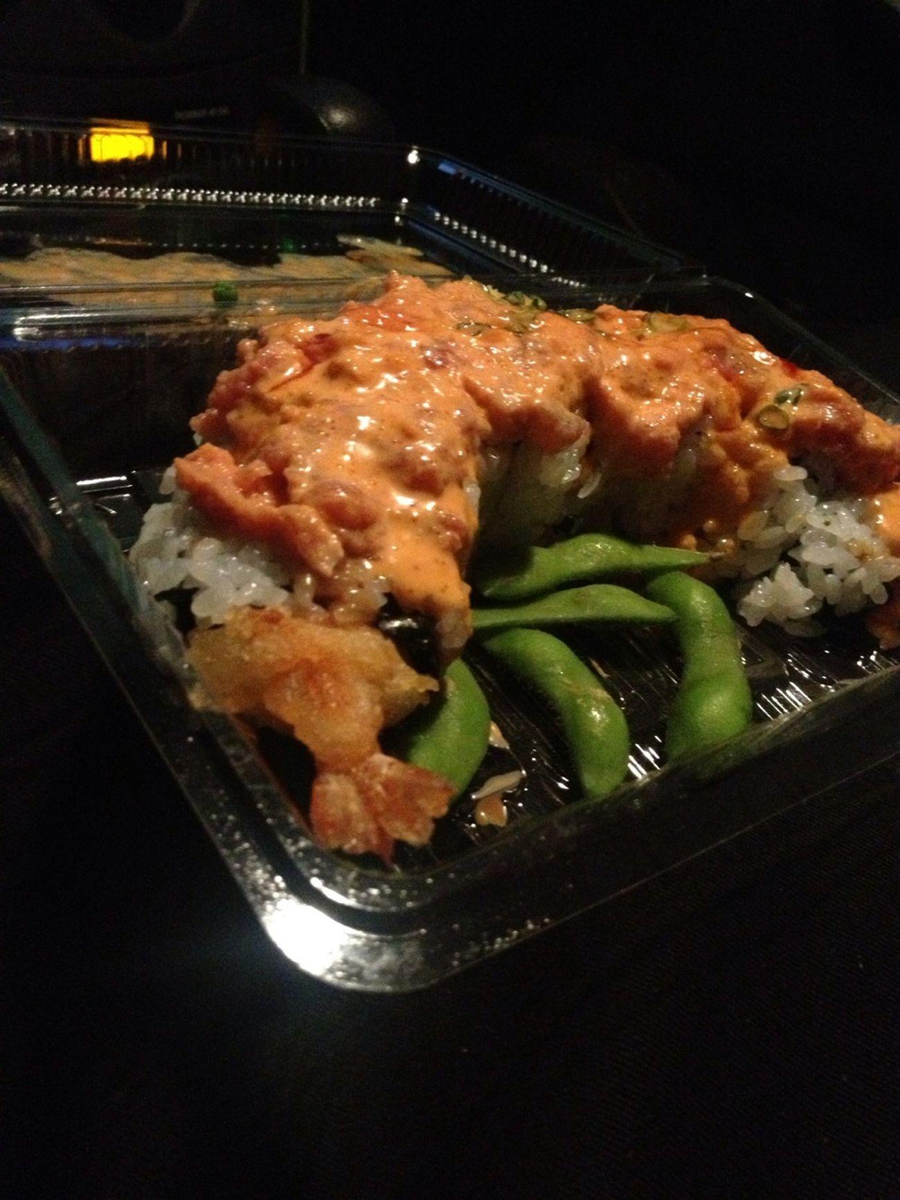 Sushi? Ain't nobody got time fo' dat !