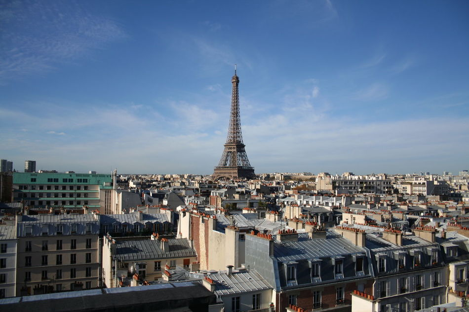 Beautiful stock photos of eiffel tower, Architectural Feature, Architecture, Building Exterior, Built Structure