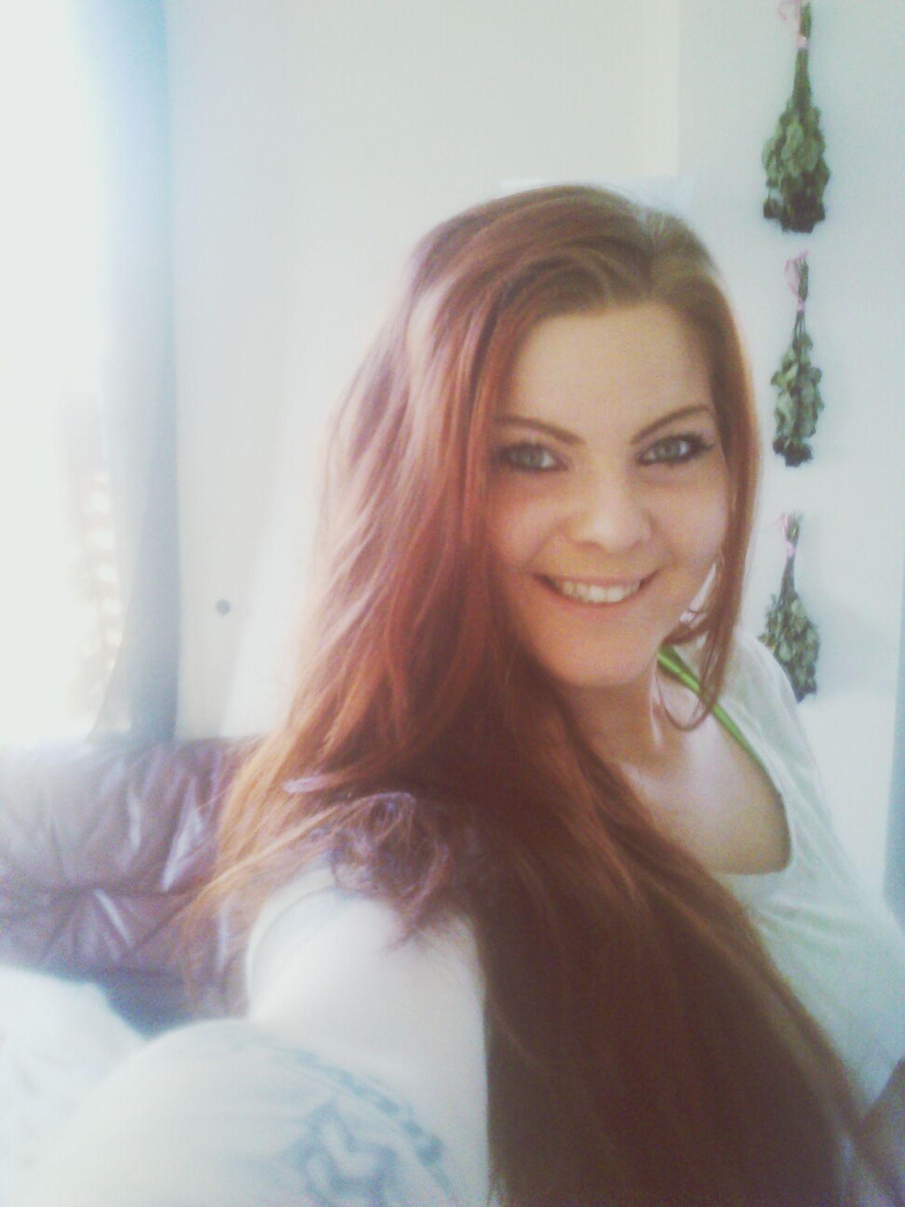 Swedish Girl Happy Smiling Summer 2013