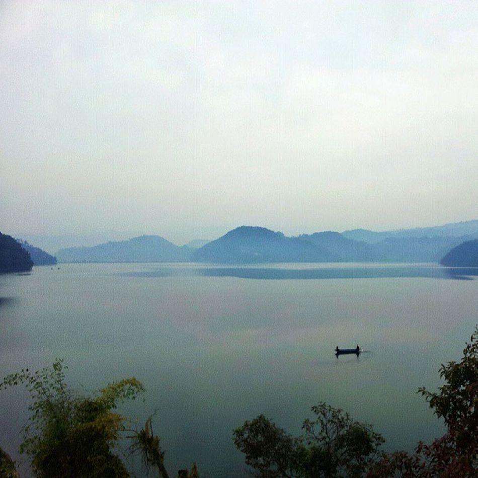 Morning View Begnastaal Pokhara scene scenery amazing awesome picoftheday photooftheday escape serenity instadaily instaphoto imtagood boating lake nepal nepali namaste_nepal insta_nepal ig_world follow youmustsee freeyourmind