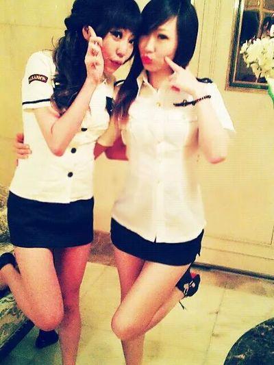 2010制服 Party ❤ 化身為女警 角色扮演 制服Party
