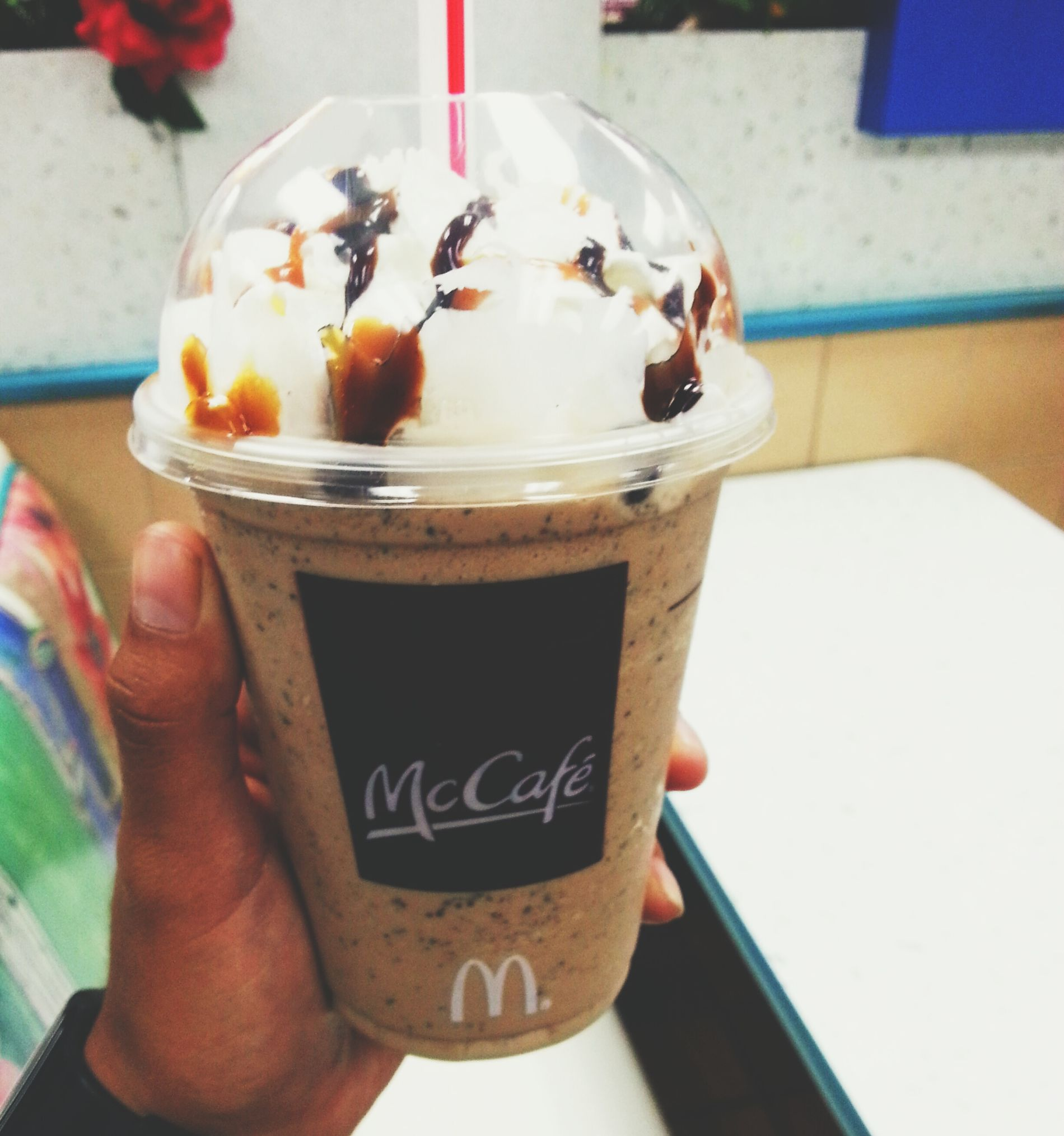 Another coffee post Mcafe Chocolatechipfrap