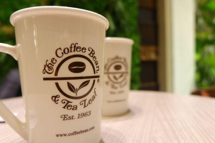 Matcha break Coffee Bean & Tea Leaf Fujifilm X-A3