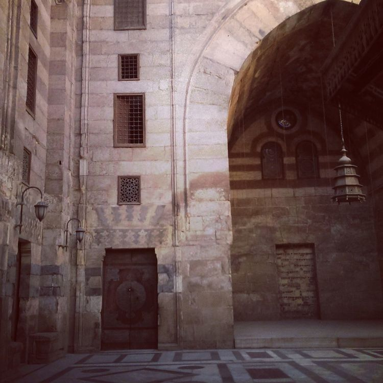 Ancient Arabian Style Architecture Beautiful Built Structure Cairo Day Egypt Islamic Architecture Moezstreet Mosque No People Outdoors Photography Praying First Eyeem Photo Finding New Frontiers Finding New Frontiers