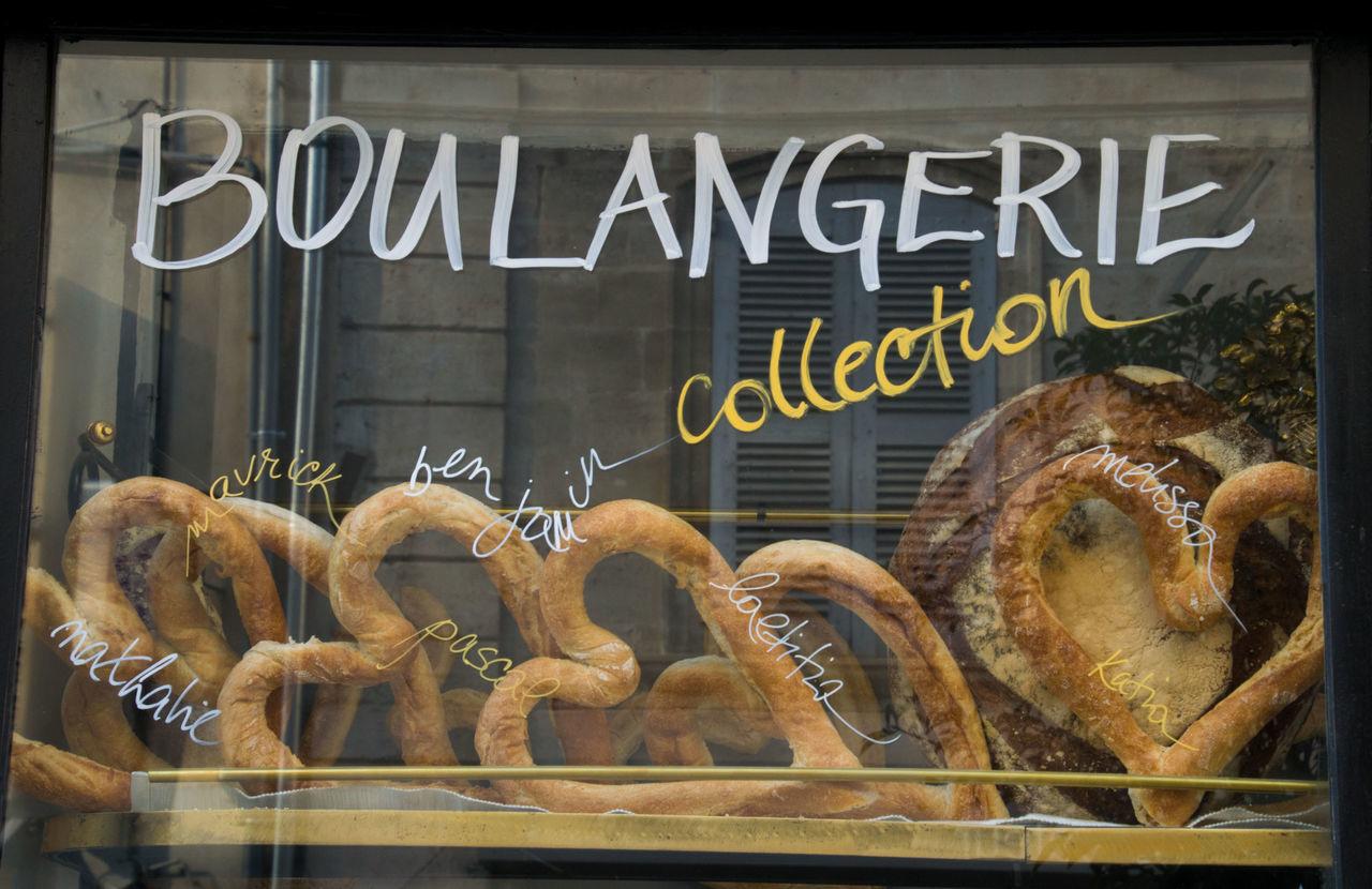 Avignon, France Bakery Bakerylove Boulangerie Boulangerie, Bread First Eyeem Photo Freshness Heart Shape