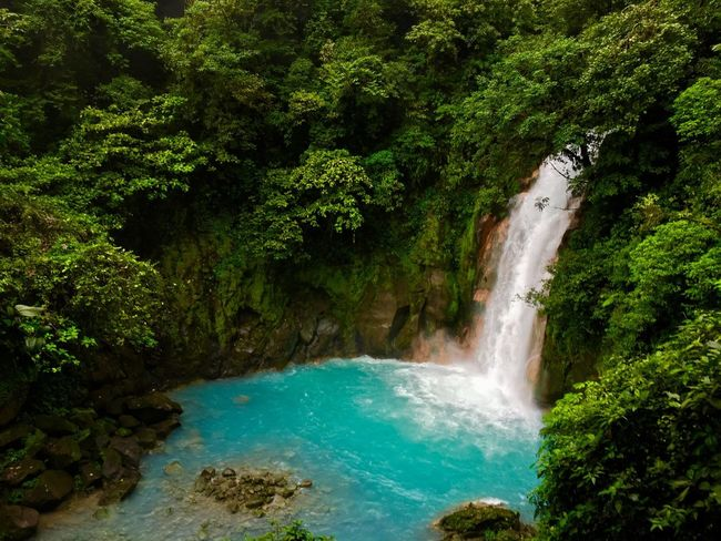 Nature_collection Nature Water_collection Waterfall Costa Rica