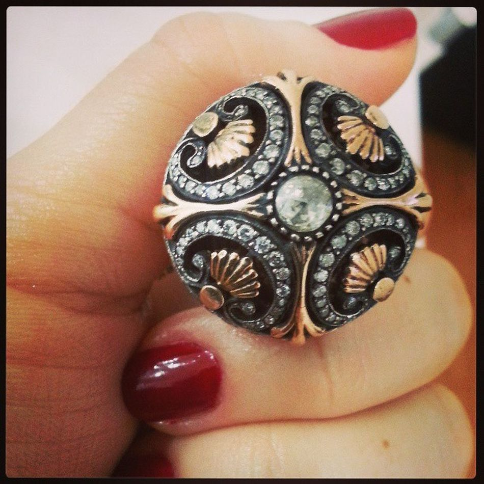Son gozdelerimden! Diamond Rosecut Elmas Luxury Ottoman Style Stil Love Jewellery Jewelery Addict Instapod Instagram Igers IGDaily Trend Ig_captures Popular Jj  Instagramturkiye Instaturk