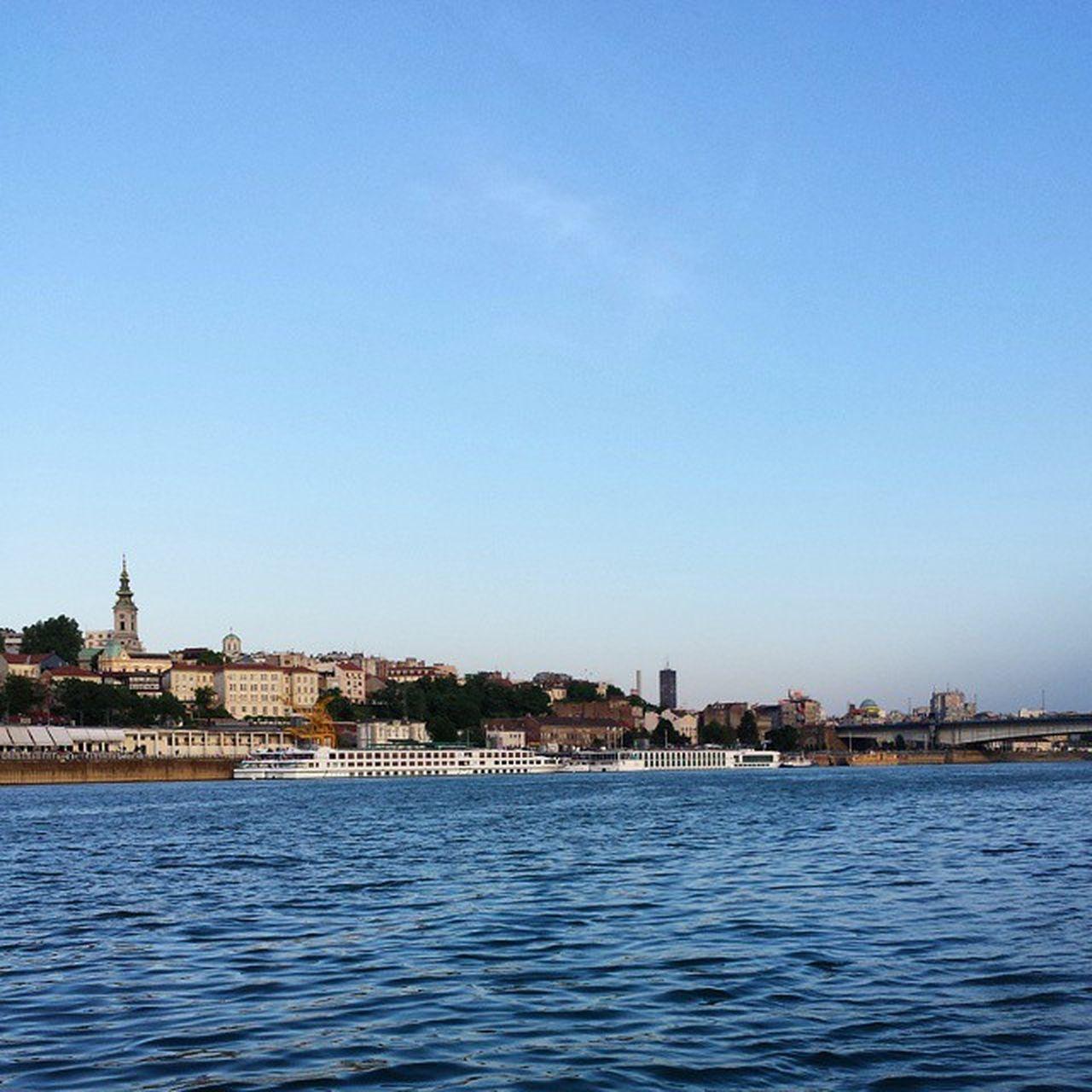 Belgrade Sava River Ig_bgd Ig_belgrade