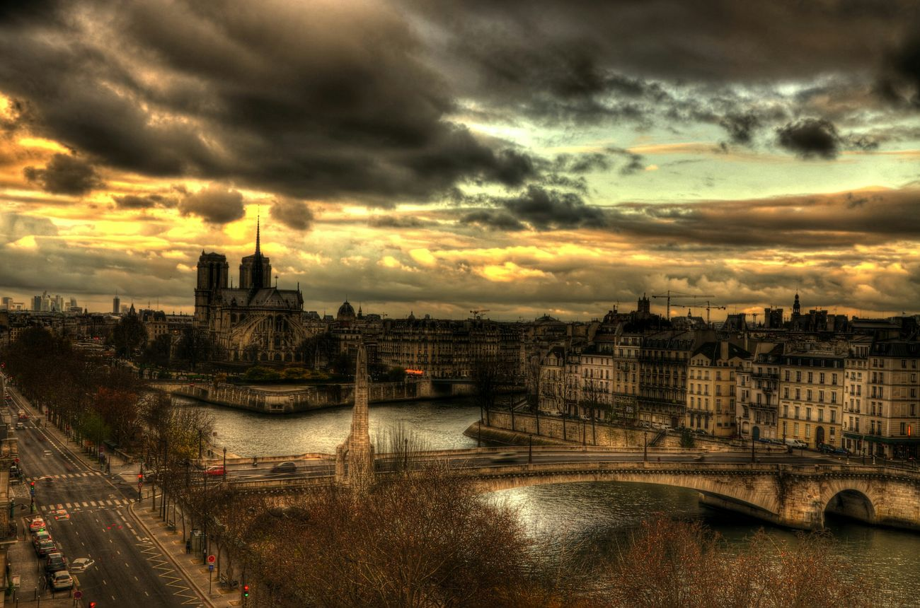 HDR Hdr_Collection Taking Photos Check This Out Hello World Paris, France  Paris Paris ❤ Notre-Dame Notredame
