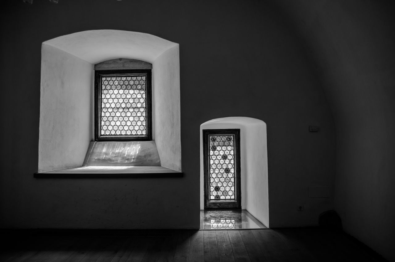 Architecture Built Structure Day Indoors  Interior No People Stained Glass Window Window
