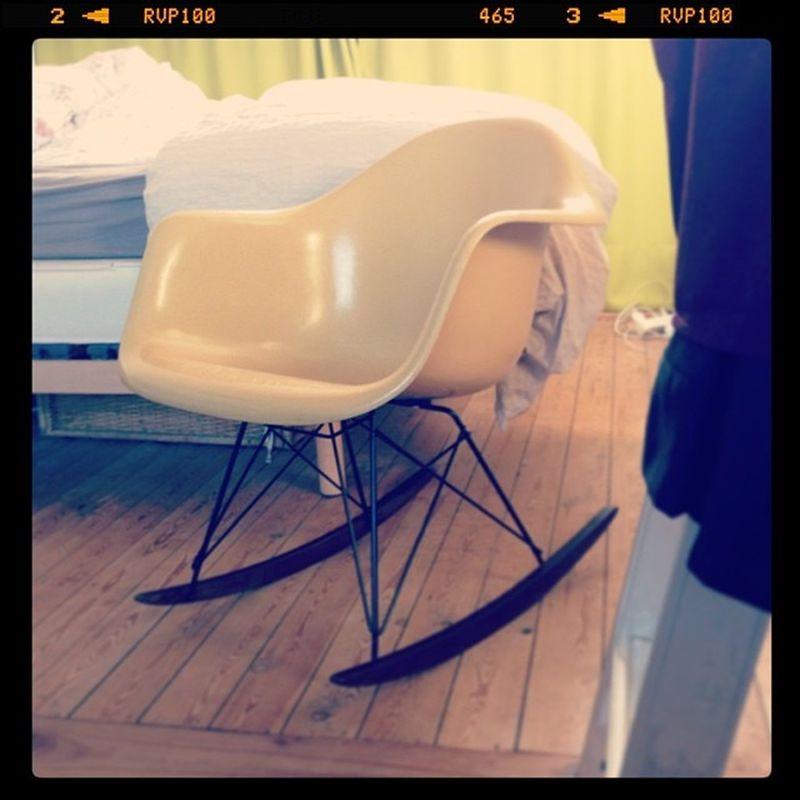 New Furniture Eames Rar Rockingchair